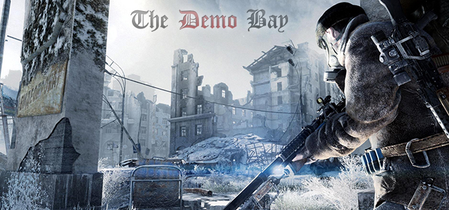 In game action metro Redux Demo