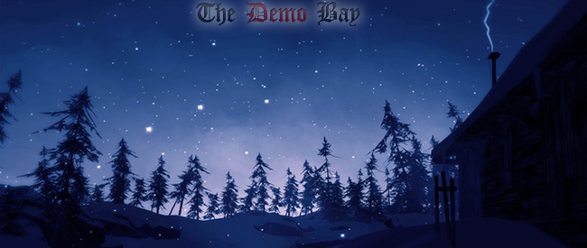 The Long Dark Demo Screenshot