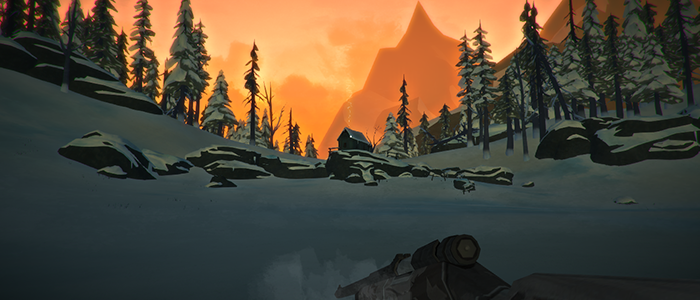 Having a gun in The Long Dark Demo is awesome\