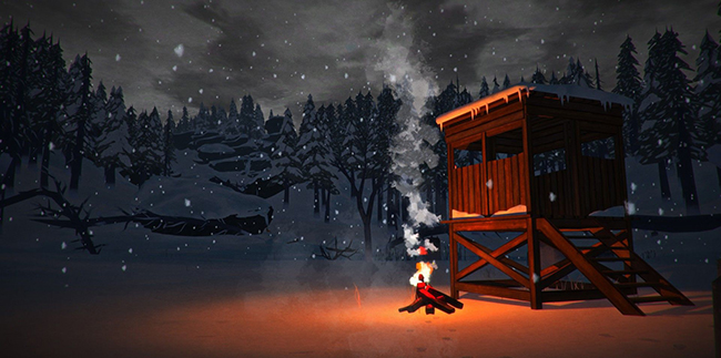 The Long Dark Sandbox Demo Screenshot