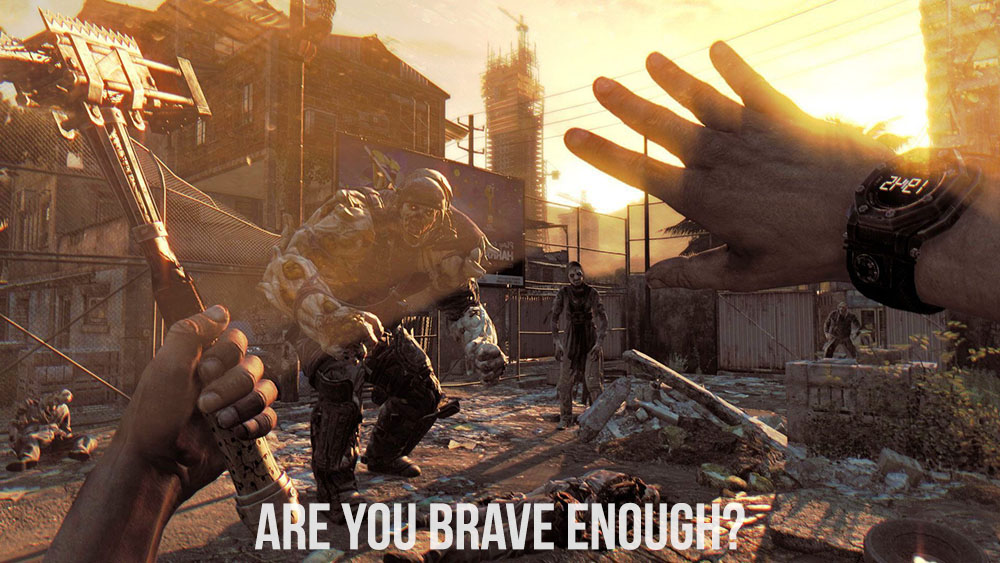 dying light pc demo screenshot
