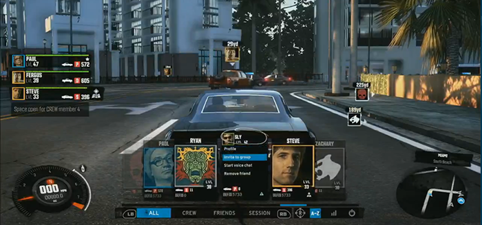 the crew pc demo screenshot