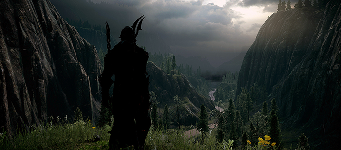 the dark world of Dragon age inquisition