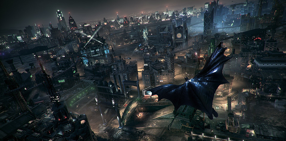 Batman Arkham Knight PC Demo