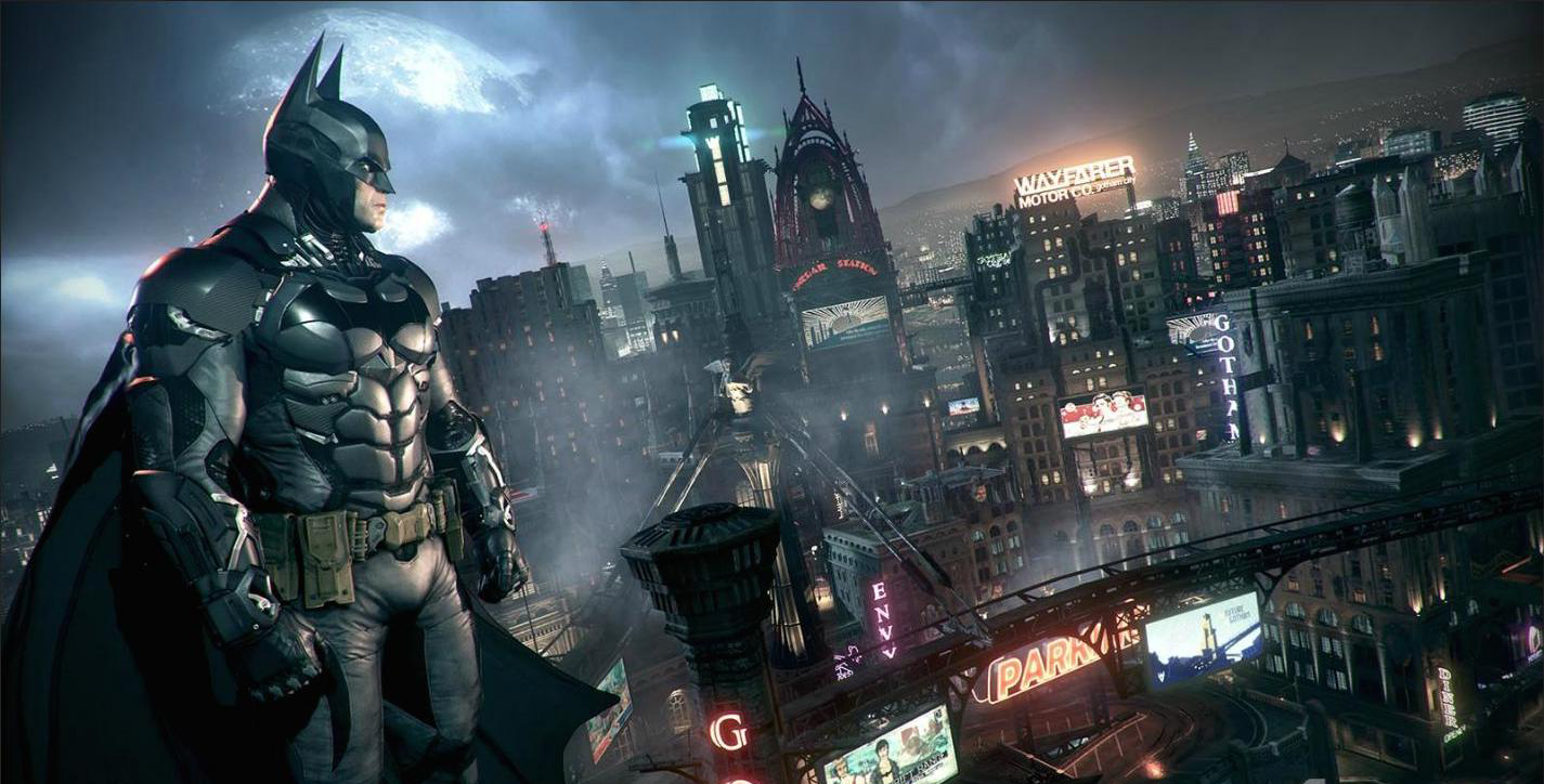 Batman Arkham Knight In the City