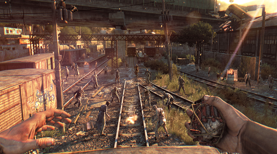Dying Light PC Version Gameplay