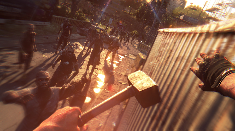 Dying Light Demo Screenshot