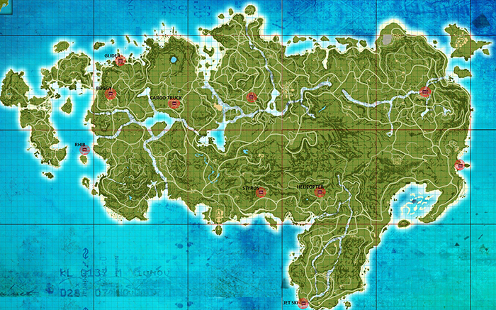 Far Cry 4 Demo Map
