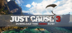 Just Cause 3 – PC Demo