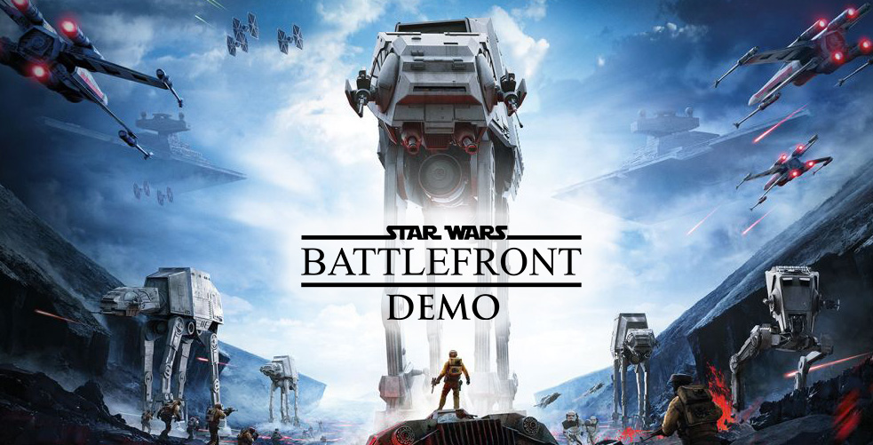 star wars battlefront demo banner