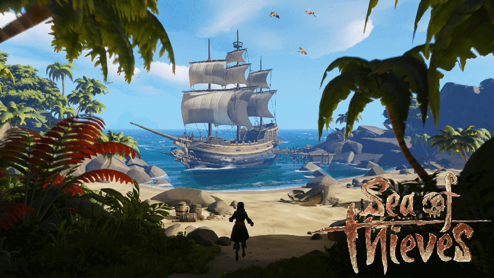 Sea of Thieves Demo Pic