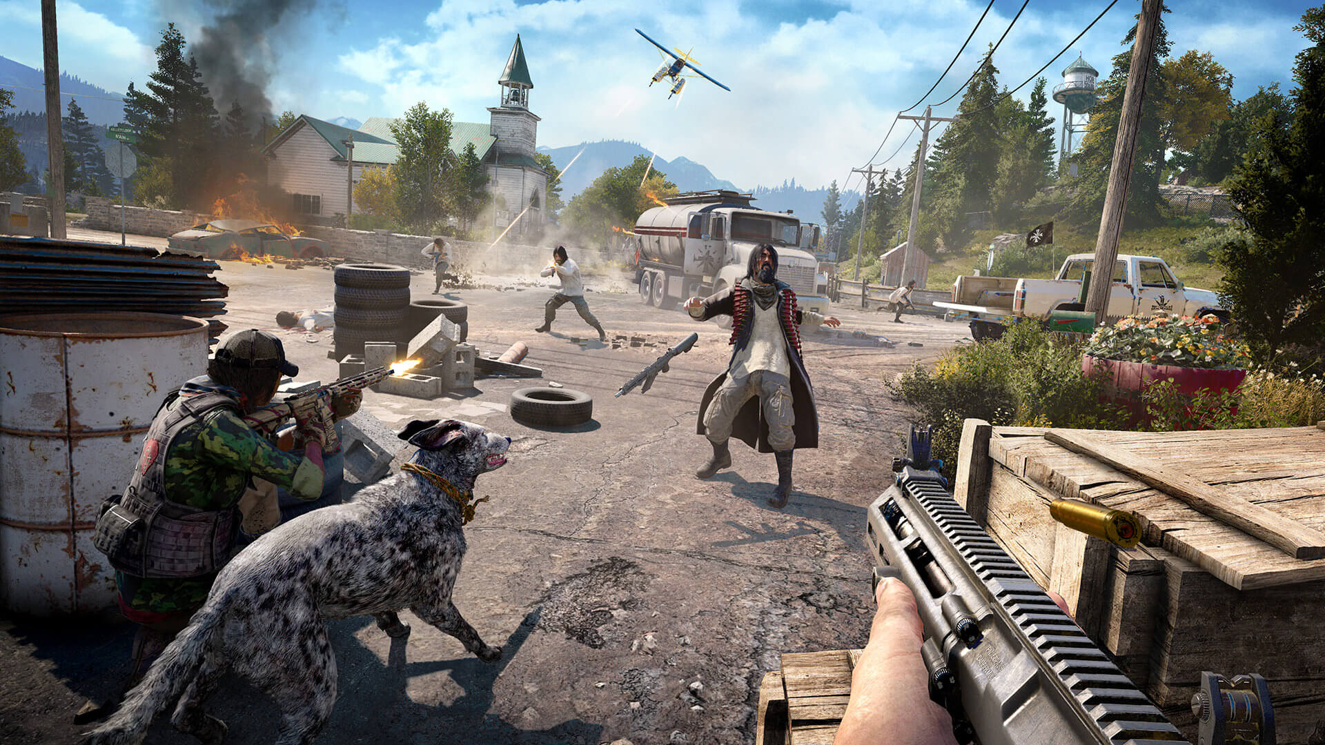 Far Cry 5 Demo Screenshot