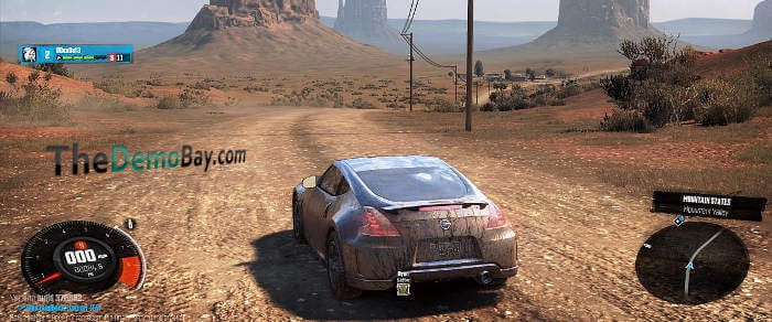Car Racing Gameplay Screenshot
