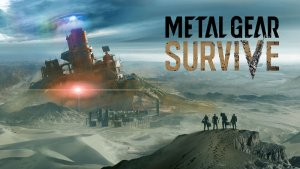 Metal Gear Survive PC Demo