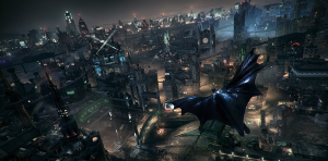 Batman Arkham Knight Demo